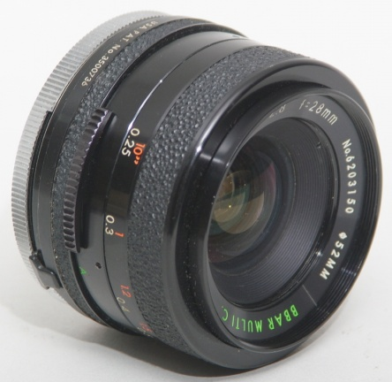 Tamron - BBAR MultiC. 1:2,8/28 mm
